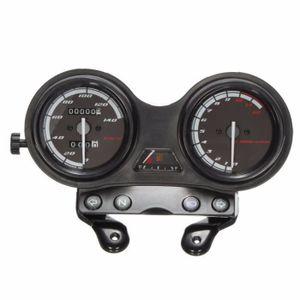 COMPTEUR Tachymètre Odomètre Compteur Vitesse Km/h Pour YAM