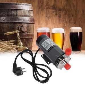 POMPE À EAU Pompe bière brassage magnétique résistante à haute