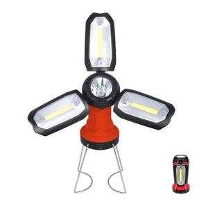 LAMPE DE POCHE Weiqiao® Lampe de Travail USB Rechargeable Lampe C