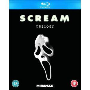 BLU-RAY FILM Coffret Blu-Ray SCREAM Trilogy