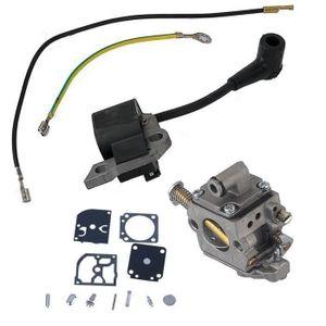 Carburateur Carb et Bougie d/'allumage Pour Stihl 020T MS200 MS200T 1129 120 0653