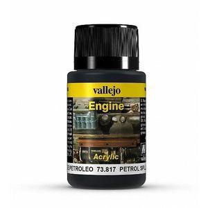 ACCESSOIRE MAQUETTE 73817-Vallejo Effet moteur - Taches de pétrole
