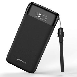 BATTERIE EXTERNE Charmast Power Bank 20800mAh Power Delivery 20000