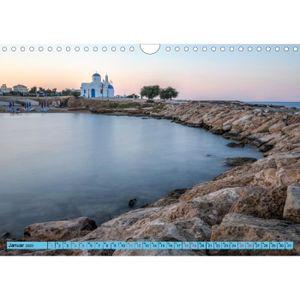 ENSEMBLE LITERIE CD-48961 Chypre du Sud, ensoleillé avec A4 paysage