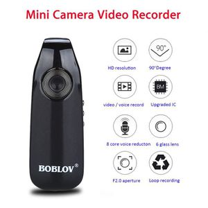 CAMÉRA MINIATURE BOBLOV caméra espion 1080P Full HD Mini Caméra Das