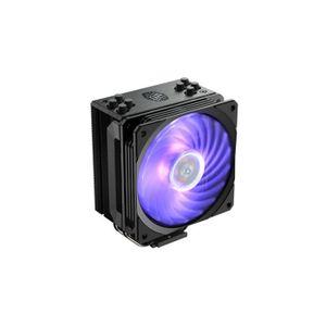 VENTILATION  Cooler Master - Hyper 212 RGB Black Edition - Vent