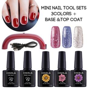 coffret vernis a ongles achat vente coffret vernis a ongles pas cher soldes d s le 10. Black Bedroom Furniture Sets. Home Design Ideas