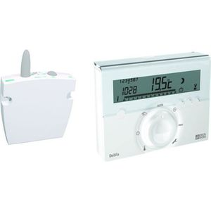 THERMOSTAT D'AMBIANCE DELTA DORE Thermostat Deltia 8.03 programmable rad