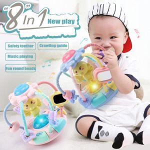 BRICOLAGE - ÉTABLI bébé jouets 6-24 mois multicolore musical bébé hoc