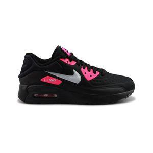BASKET Nike Air Max 90 Ultra Se Junior Noir Rose