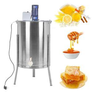 DEFIGEUR A MIEL Extracteur de miel électrique en acier inoxydable