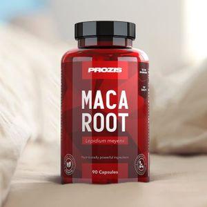 STIMULANT HORMONAUX PROZIS - Maca Root 750mg 90 caps - Testosterone