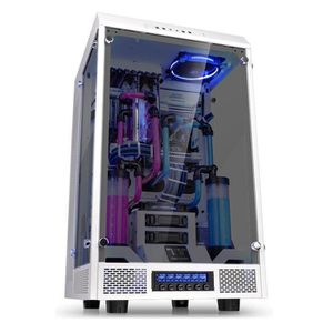 BOITIER PC  Boitier Thermaltake The Tower 900 Blanc