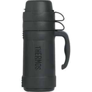 GOURDE THERMOS Eclipse bouteille isotherme - 1,0L - Gris