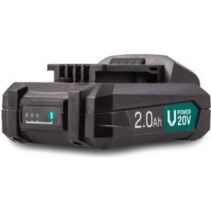BATTERIE DOMOTIQUE Batterie VPower - 20V - Li-Ion   2.0Ah
