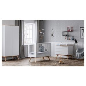 Commode bebe scandinave - Achat / Vente pas cher