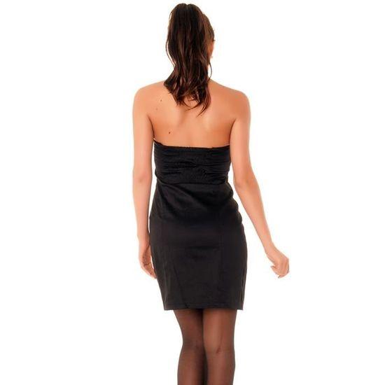 Robe Classe Femme Noire Achat Vente Robe Robe Classe Femme Noire A Prix Dechire Bientot Le Black Friday Cdiscount