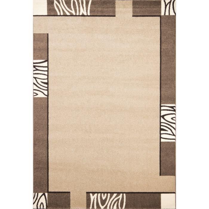 mondo tapis de salon beige 120x170 cm achat vente tapis cdiscount. Black Bedroom Furniture Sets. Home Design Ideas