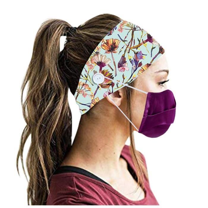 【HARNAIS DE TETE】Hommes Femmes Bandeau Bandeau Running Yoga Élastique Bandeau Cheveux Accessoires De Cheveux - Multicolore170