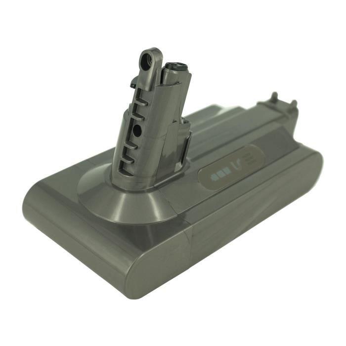 PowerSmart® 25,20V Batterie rechargeable avec vis pour aspirateur séries Dyson V10, SV12 Cyclone, Animal, Absolute, Total Clean 3000