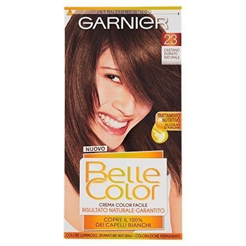 Belle color N 23 castano dorato