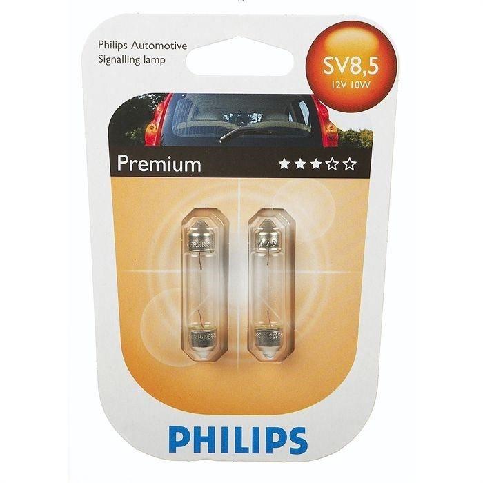 Ampoules Philips Vision C10W 12V