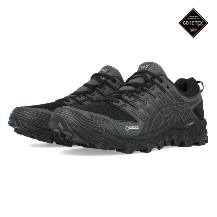 Asics Hommes Gel-Fujitrabuco 7 Gore-Tex Trail Chaussures De Course À Pied Sport