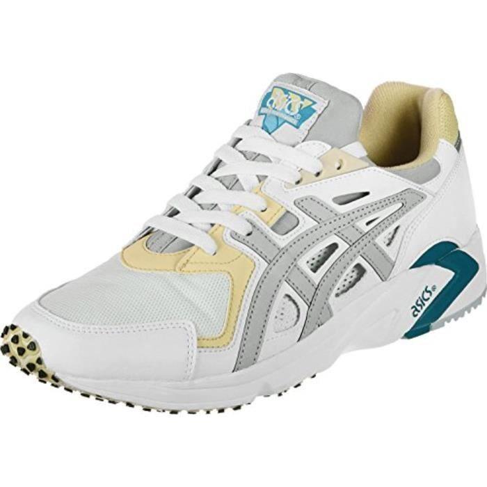 Chaussures De Running ASICS DAFYO Entraîneur Gel-Ds Og formateurs Blanc Taille-40 1/2