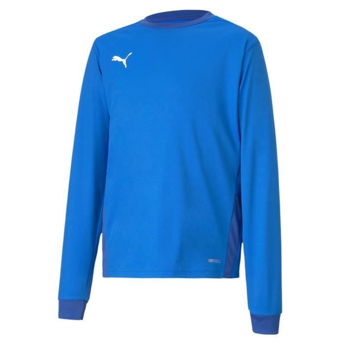 Maillot manches longues enfant Puma Team Goal 23 Jersey - bleu électrique - 8 ans
