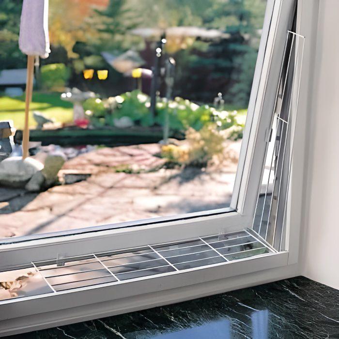 Trixie Grille de protection pour fenêtres