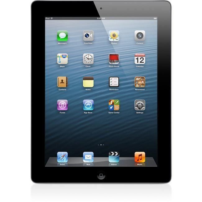 TABLETTE TACTILE RECONDITIONNÉE  Apple iPad 2e génération 16GB WIFI - Noir