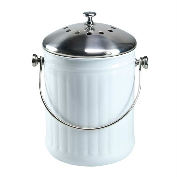 Mini Poubelle A Compost Achat Vente Poubelle De Table Cdiscount