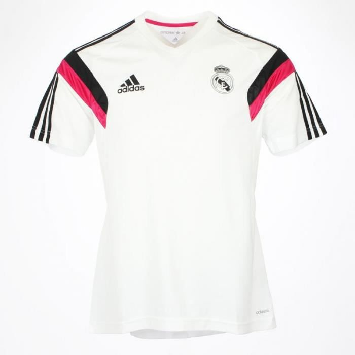 Top Training Real Madrid CF 2014… Rouge Rouge - Achat   Vente t ... 9c7a1f29ecf78