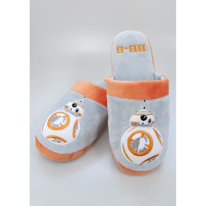 Chaussons Adulte BB8 Star Wars