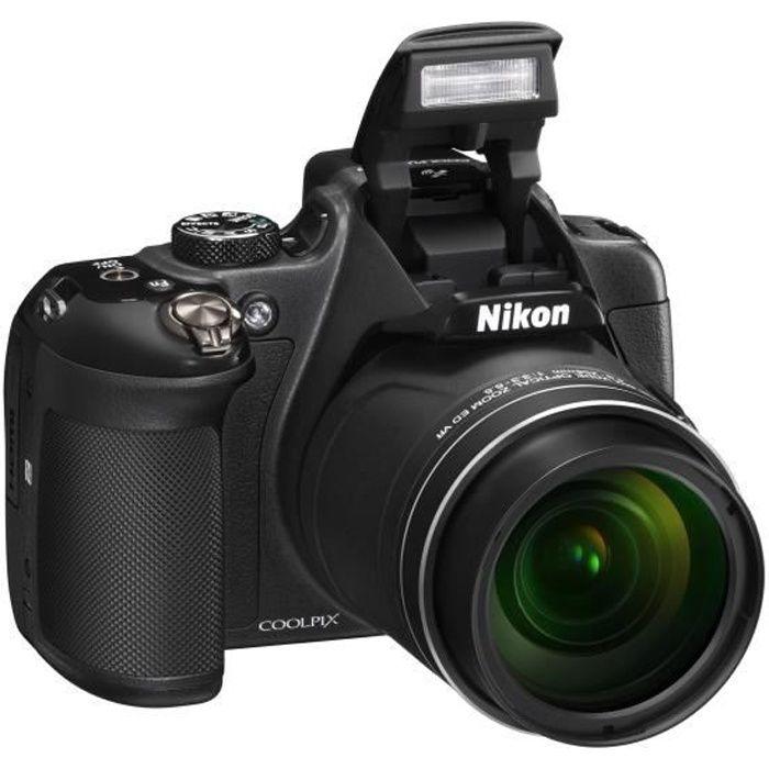 APPAREIL PHOTO BRIDGE Nikon COOLPIX P610 Bridge - CMOS 16 Mégapixels ...
