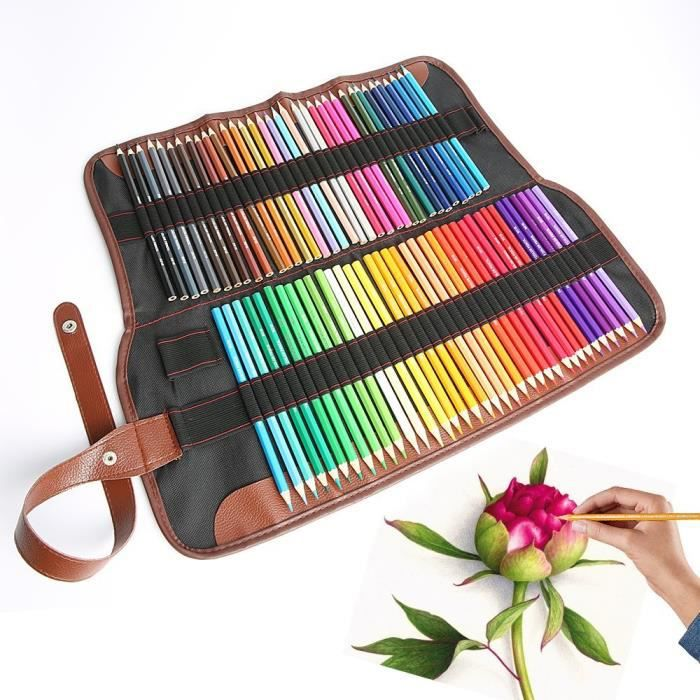 pochette de crayon de couleur 72 crayons de couleur marco de dessin pour dessin achat. Black Bedroom Furniture Sets. Home Design Ideas
