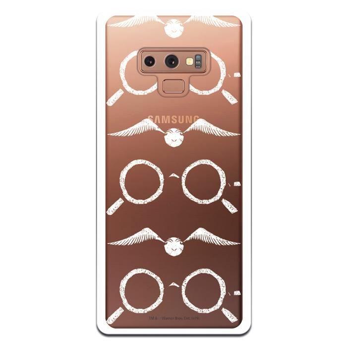Coque officielle pour Samsung Galaxy Note 9 Silhou