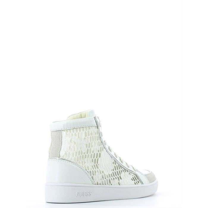 Guess Sneakers Femmes Bianco