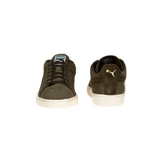 Baskets Basses Homme A Lacets Suede Classic Heritage Puma