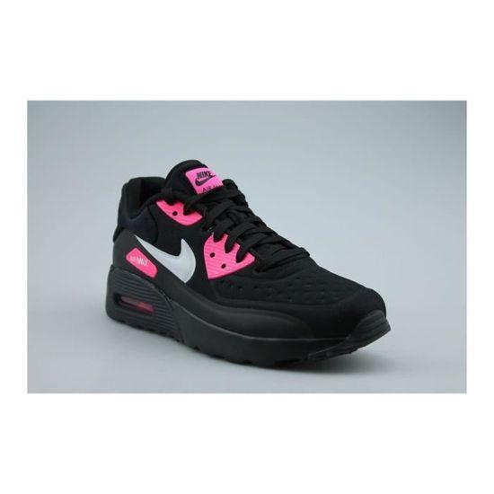 Nike Air Max 90 Ultra Se Junior Noir Rose Noir/Rose - Cdiscount ...