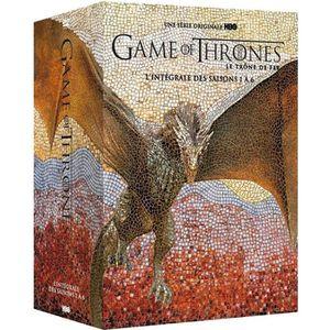 DVD SÉRIE DVD Game of Thrones (Le Trône de Fer) - L'intégral