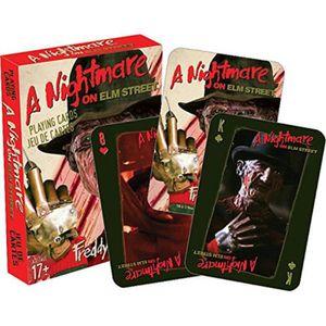 CARTES DE JEU Nightmare On Elm Street - JEU de 52 Cartes