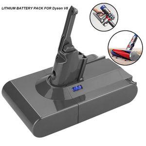 ASPIRATEUR A MAIN Batterie 4000mAh 21.6V pour l'aspirateur animal Ab