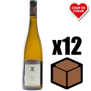 VIN BLANC X12 Martin Schaetzel Riesling Terroir