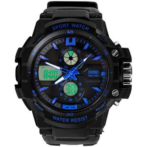 MONTRE Outdoor Sport Military Army Watch Men Digital LED