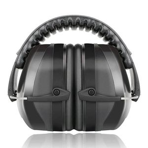 Casque Anti Bruit Réduction 35db Pliable Réglable Protection Oreilles Auditive