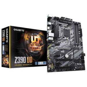CARTE MÈRE Gigabyte Z390 UD Carte mère Intel Socket LGA1151