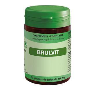 COMPLÉMENT MINCEUR GRAINE SAUVAGE - Brulvit - 60 gélules