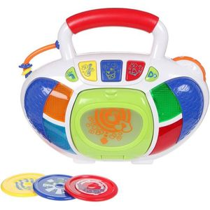 RADIO CD ENFANT LITTLE LEARNER - Mon premier lecteur CD