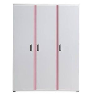 Penderie blanche achat vente penderie blanche pas cher soldes cdiscount - Armoire penderie soldes ...